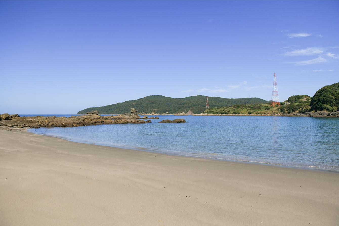 尻久砂里海浜公園