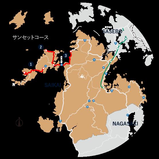 大村湾絶景ライド